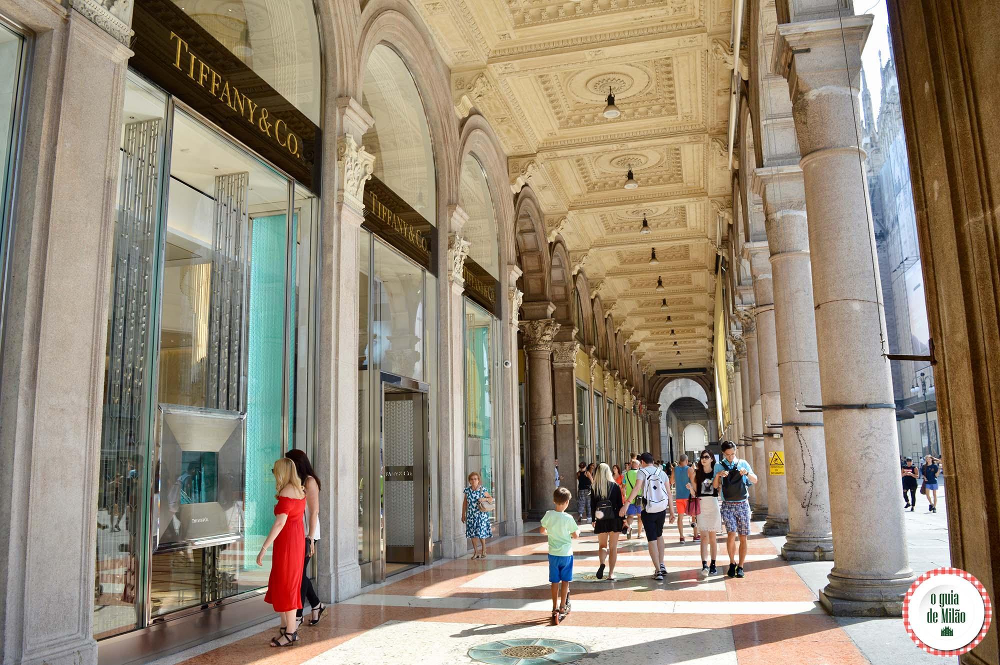 Compras em Milão: ruas, shoppings e outlets