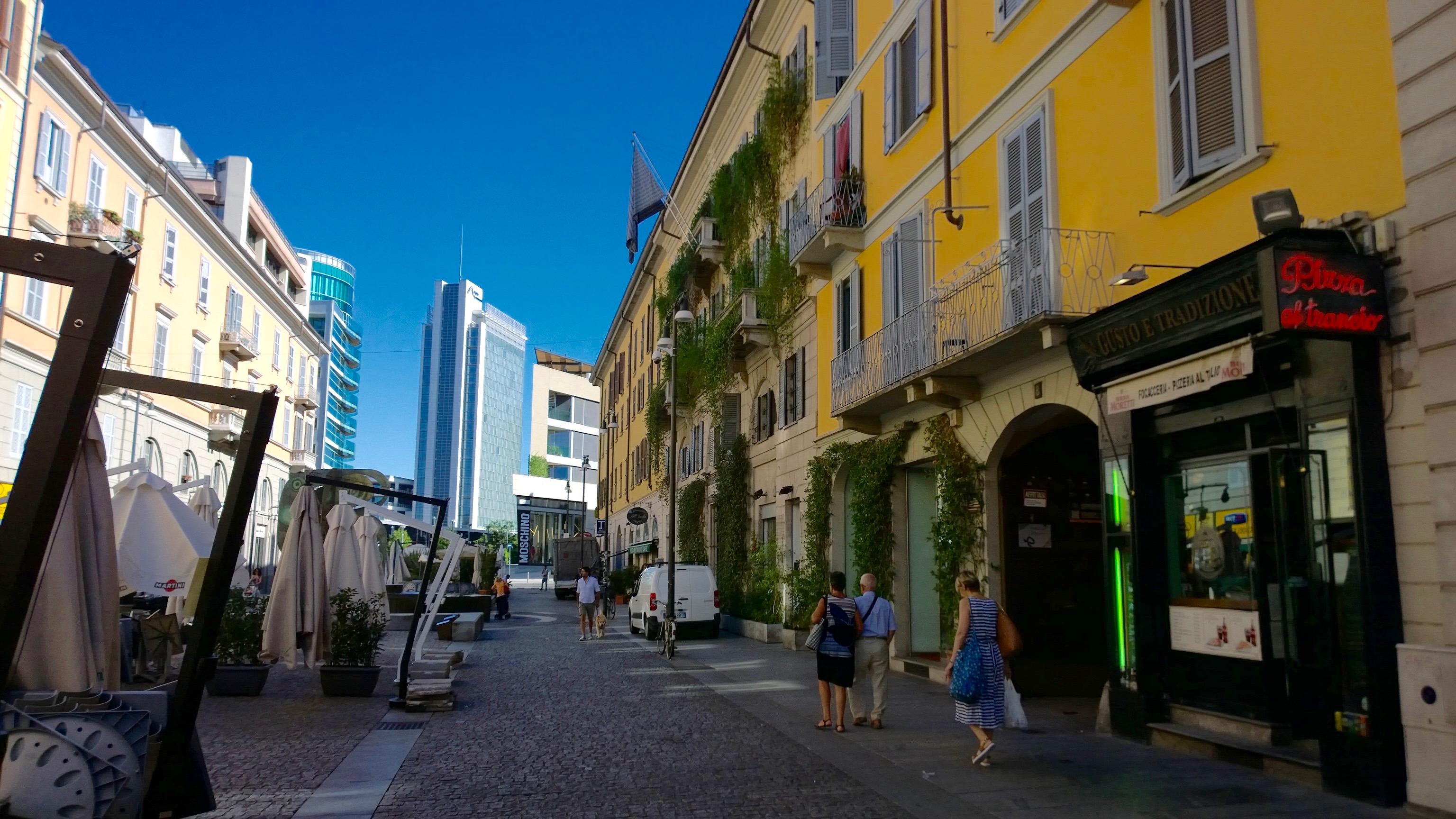Hotel Porta Nuova Abisi
