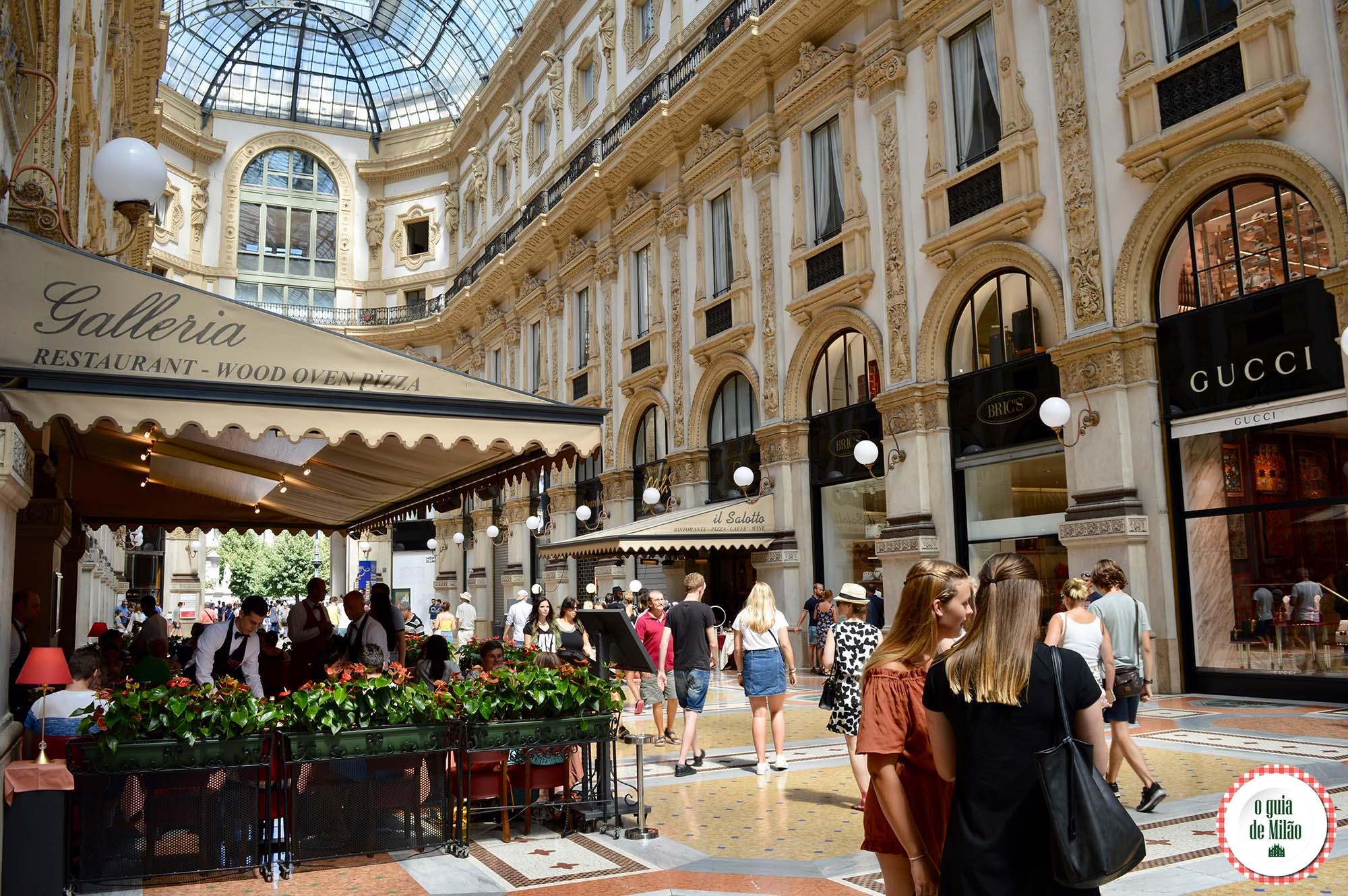 5 Principais pontos turísticos de Milão