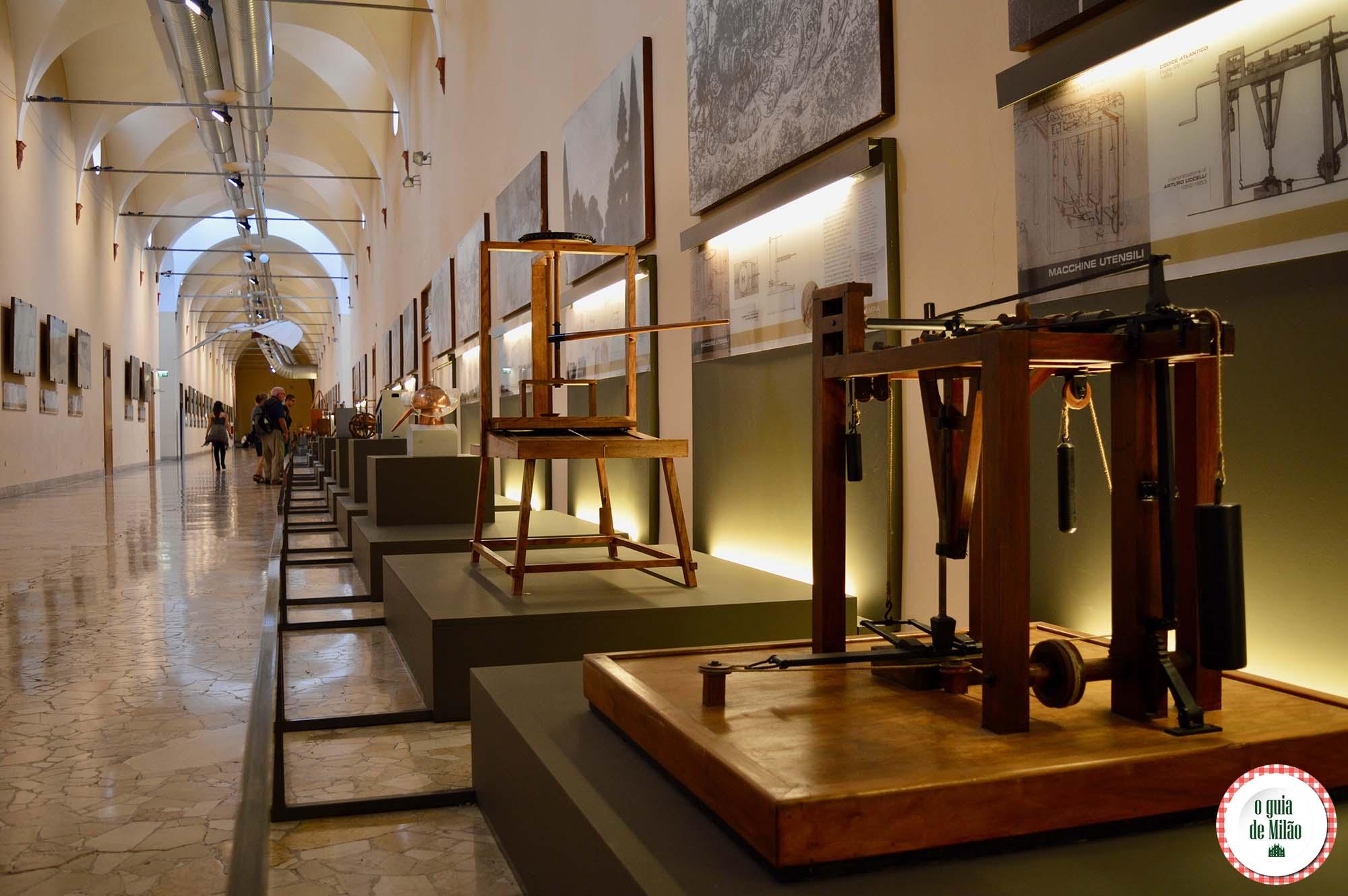 Museu Nazionale della scienza e della tecnologia Leonardo da Vinci