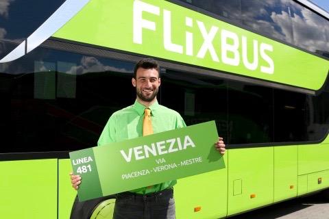 Ônibus na Itália
