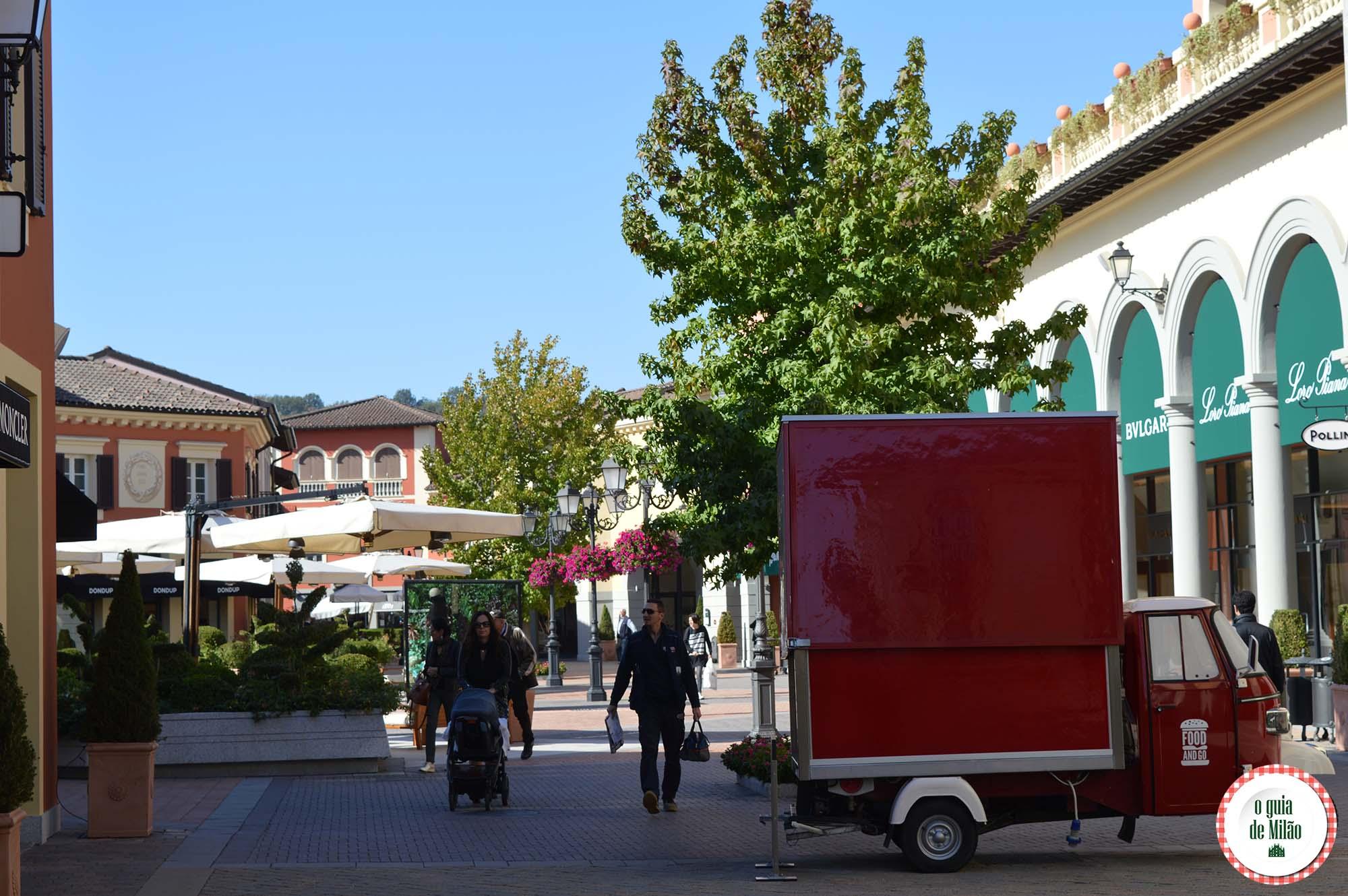 Serravalle Designer Outlet Scrivia Itália: vale a pena?