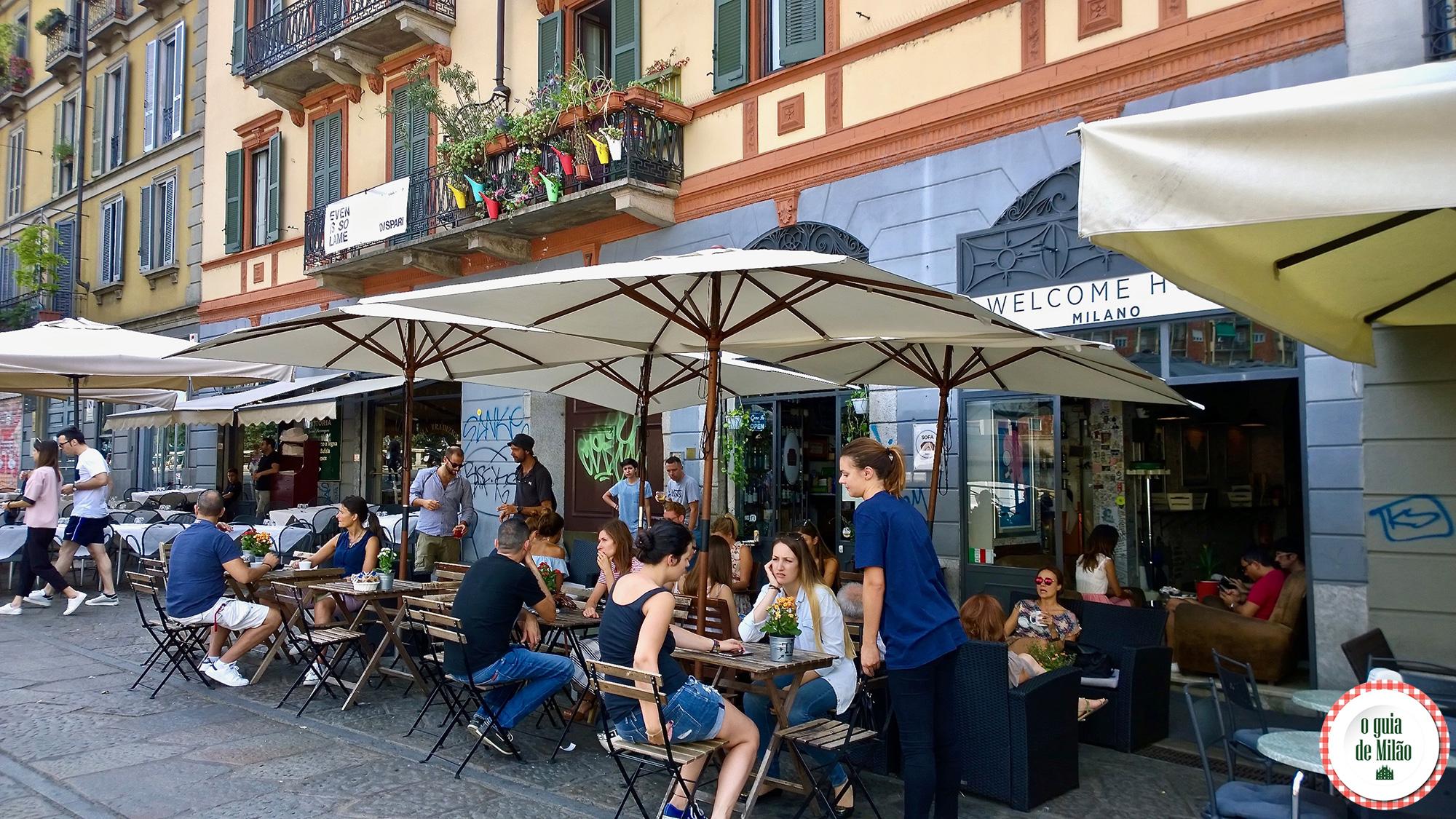 7 coisas românticas para fazer em Milão