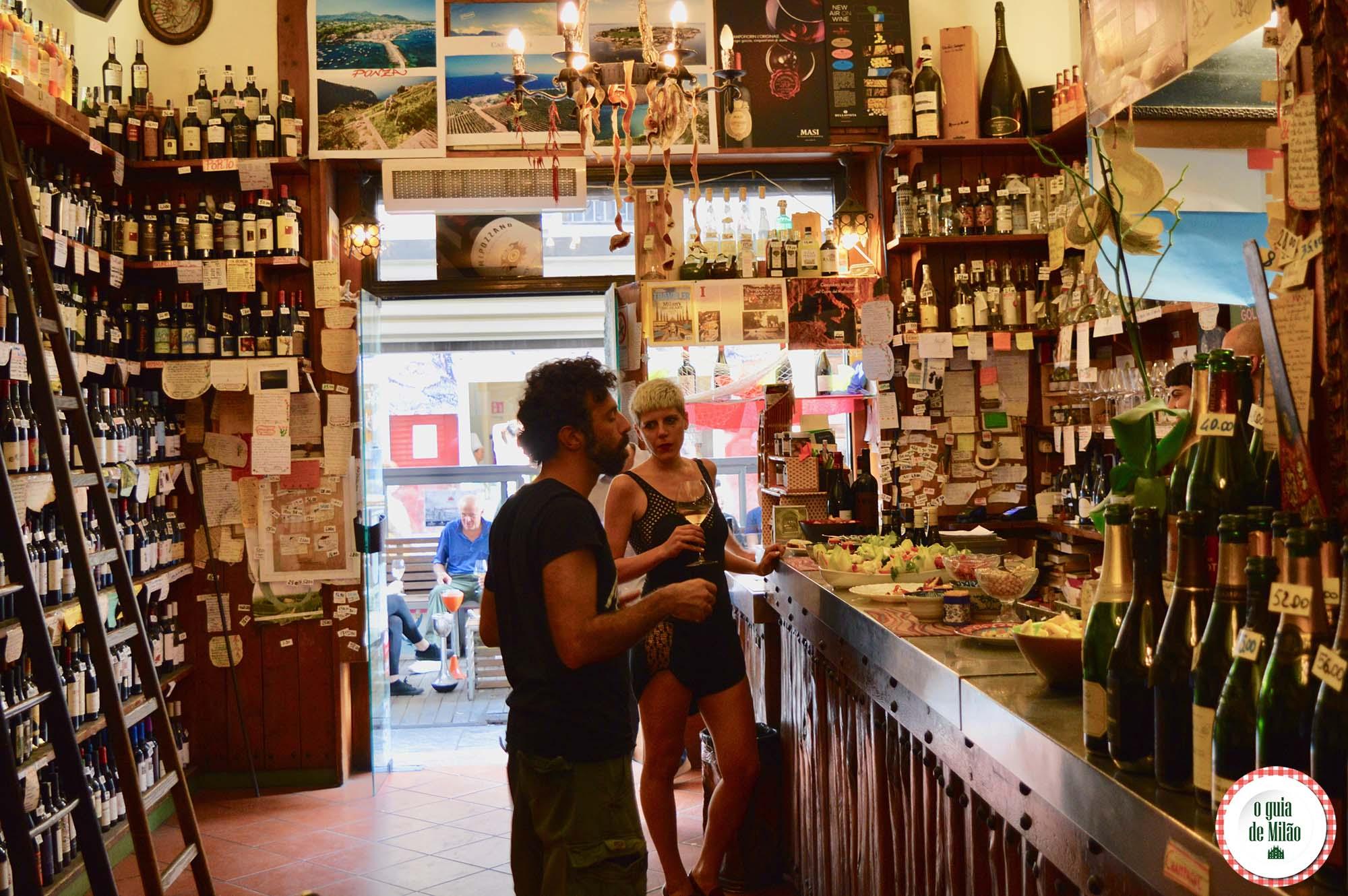Cantine Isola em Milão