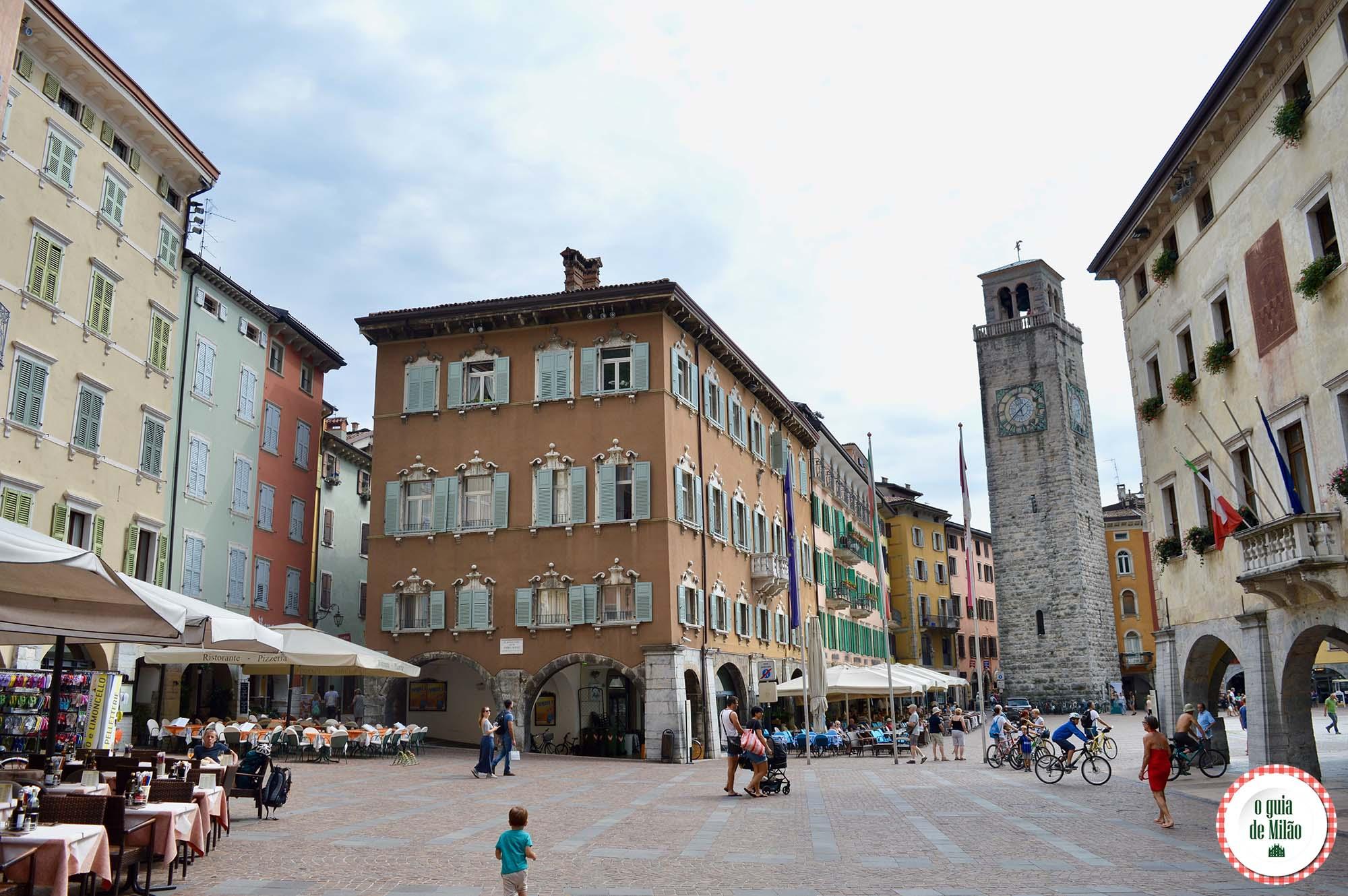 O que fazer no Lago de Garda Itália