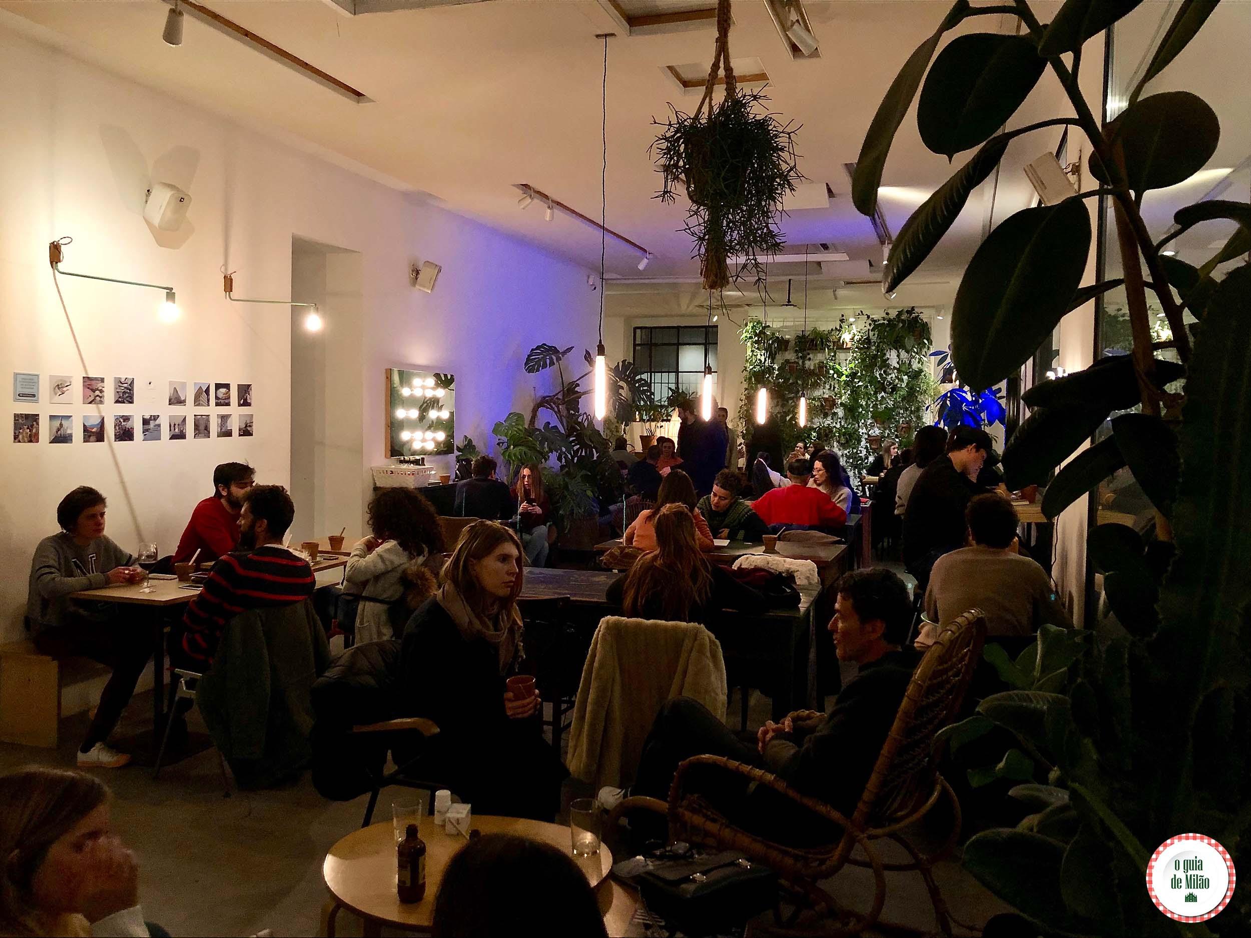 Bar Otto em Milão