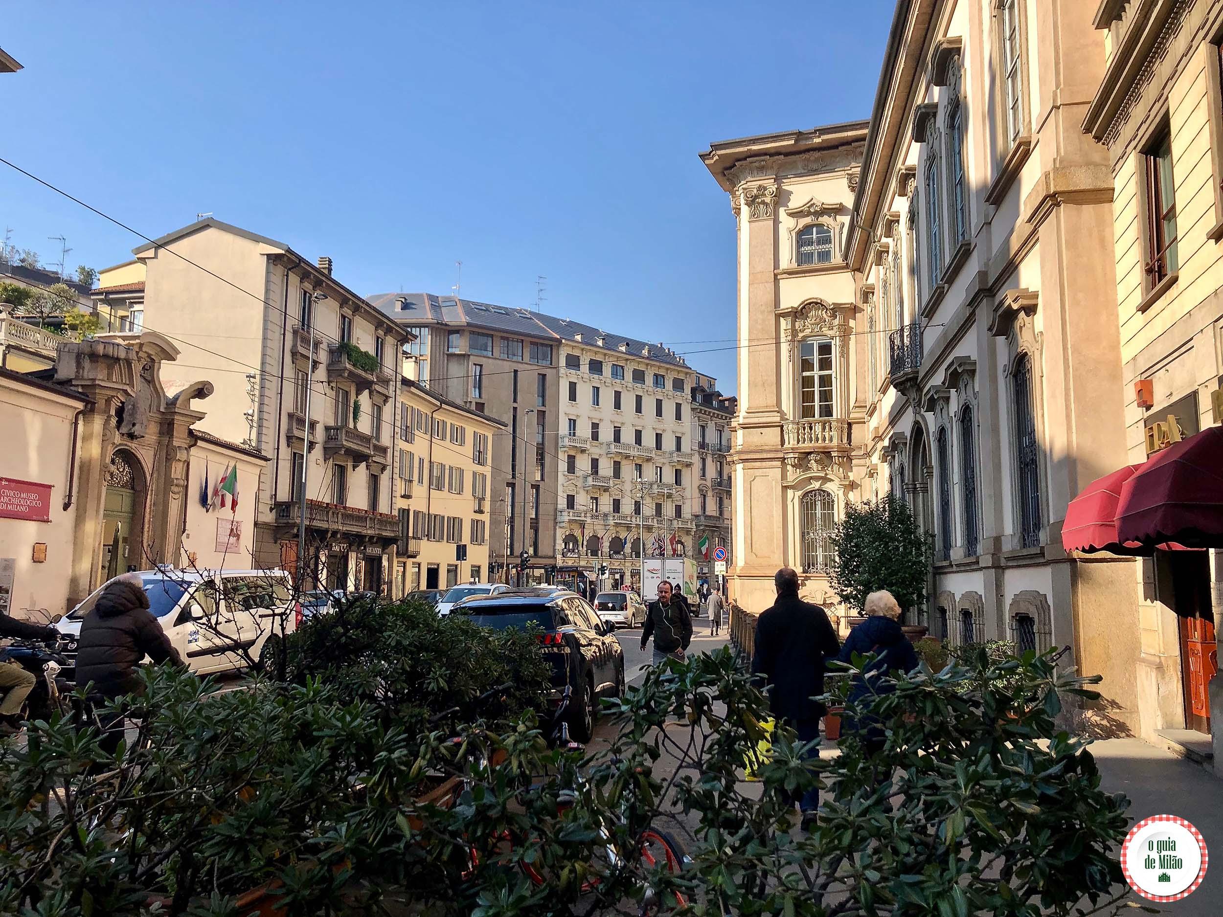 O que fazer no bairro Magenta em Milão