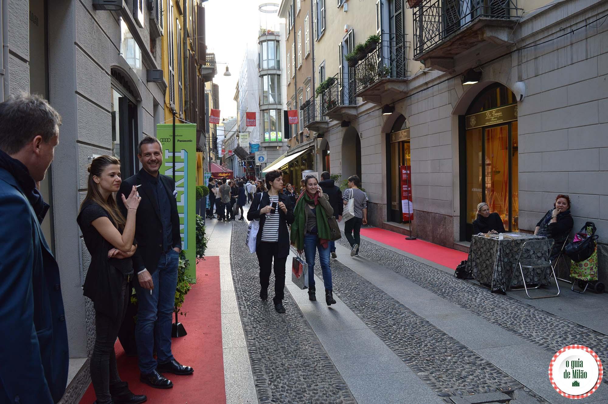Brera vai inaugurar o Fuorisalone Milano 2019
