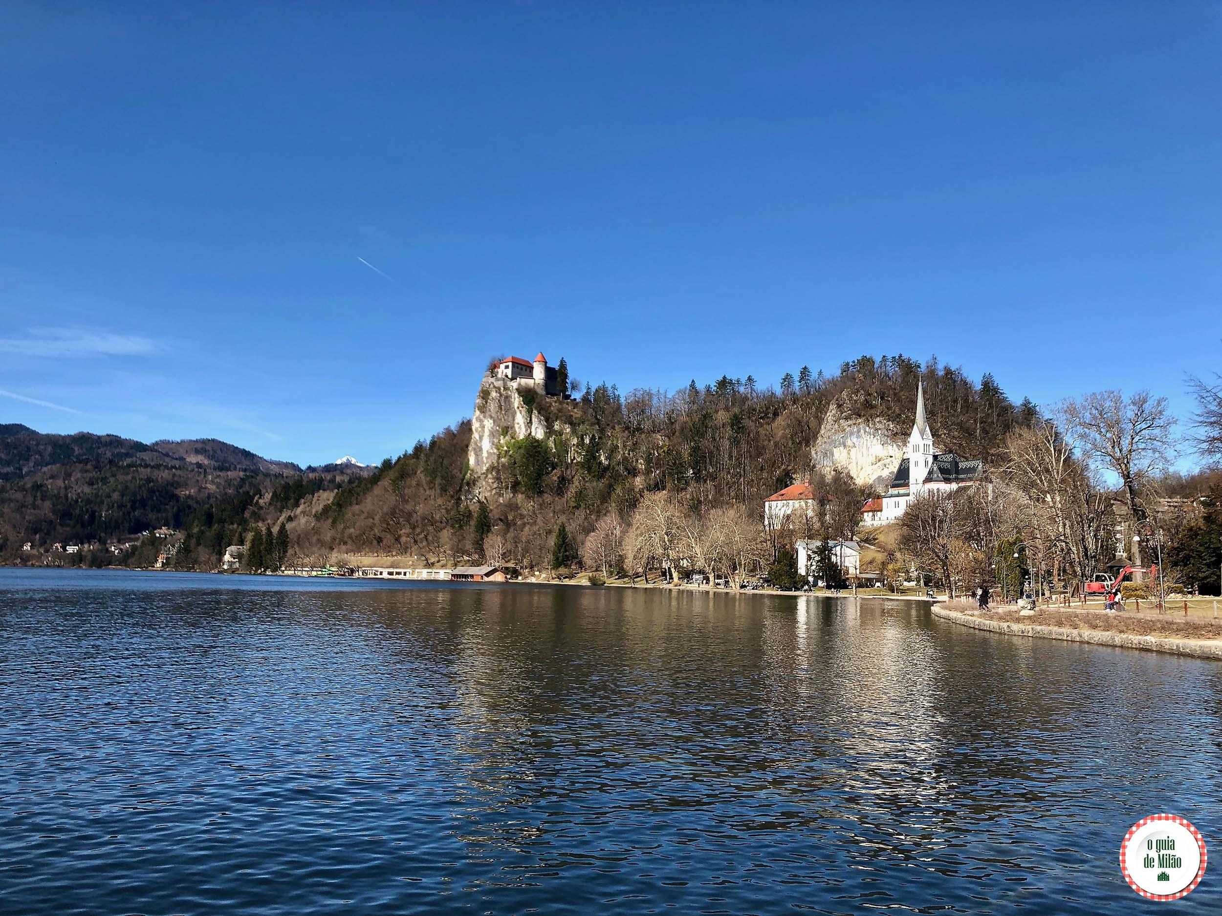 Roteiro Liubliana, Bled e Caverna Postojna Eslovênia