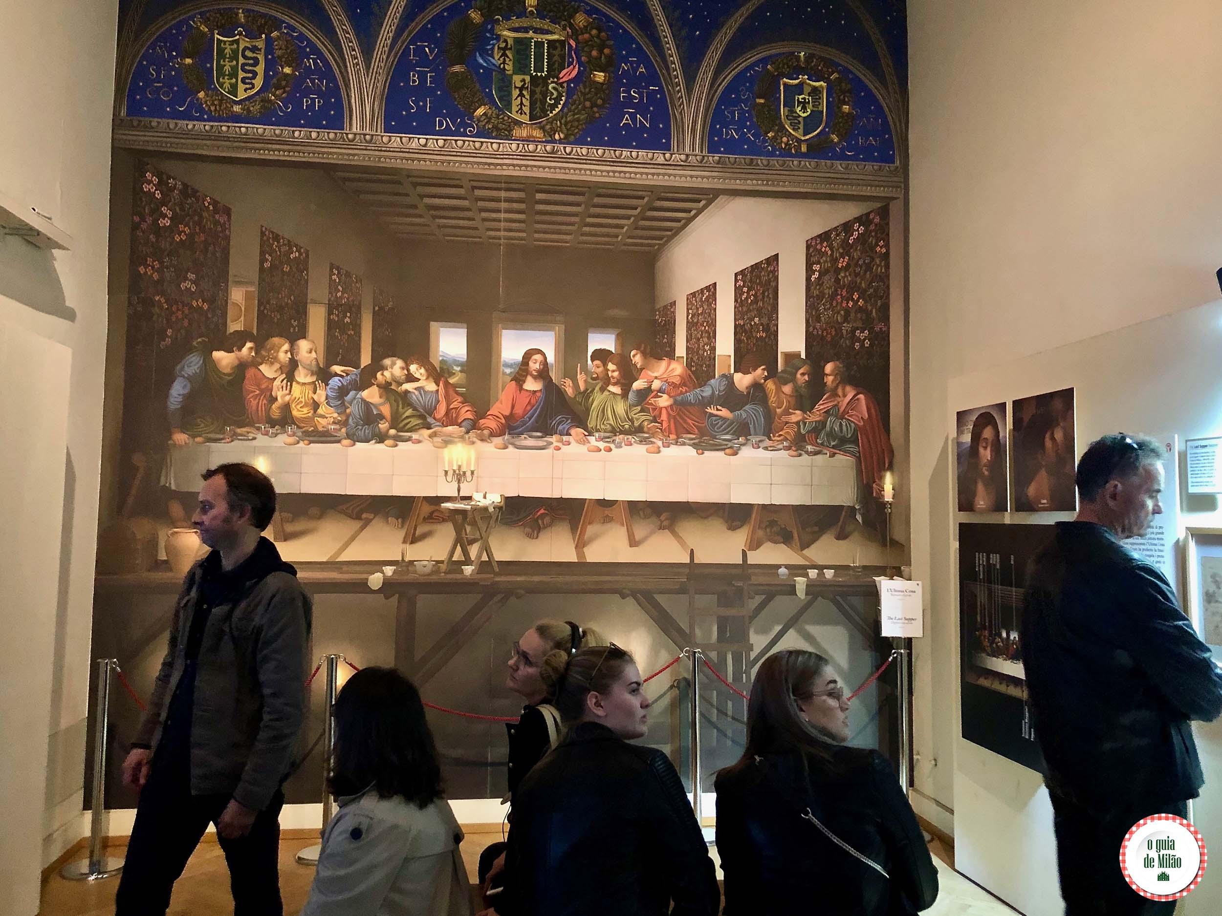 Museu Leonardo 3 em Milão