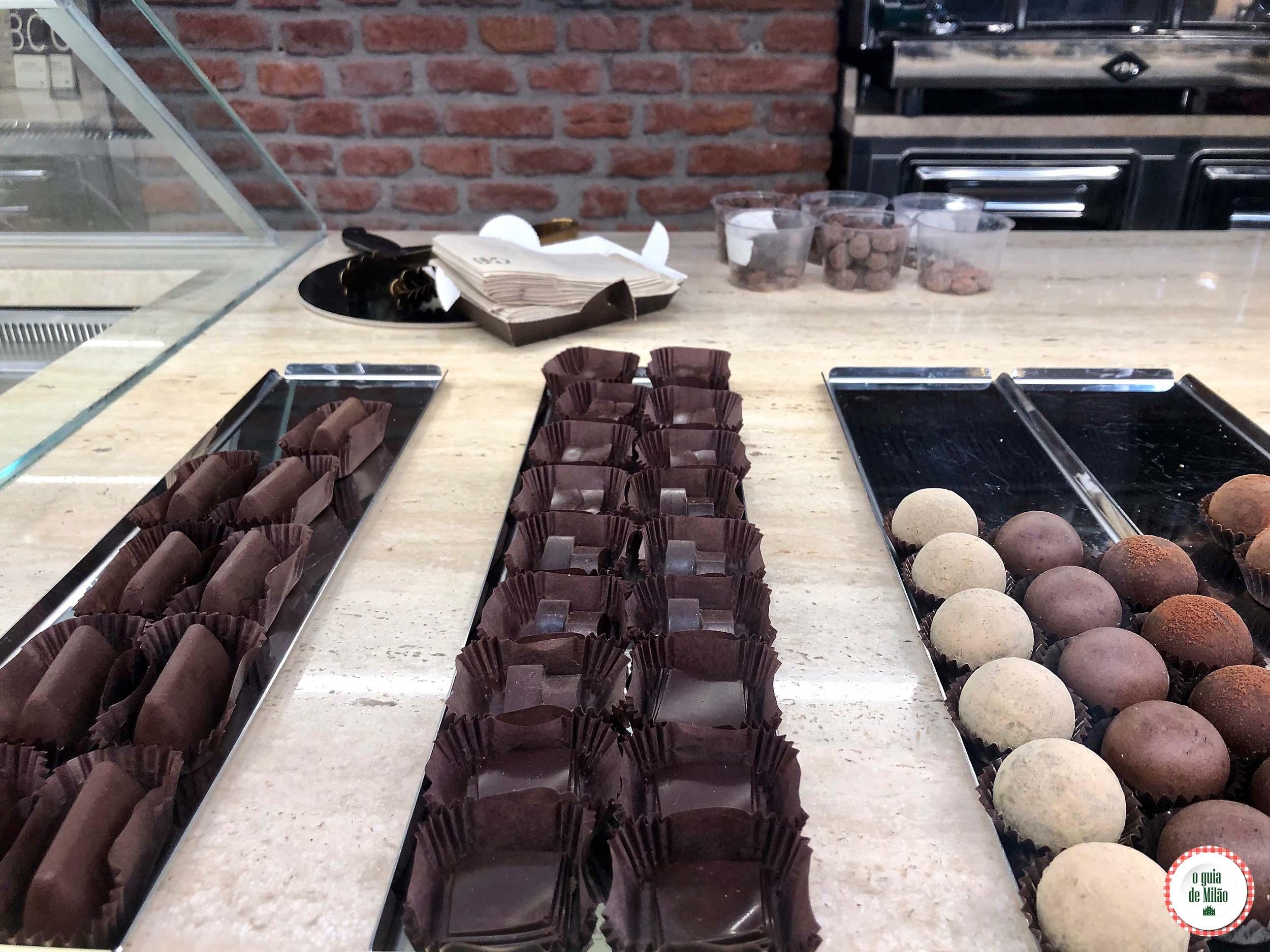 Grezzo: confeitaria crudívora em Milão